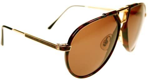 Maserati Sunglasses by Zone7style Vintage Mens Maserati Aviator Sunglasses