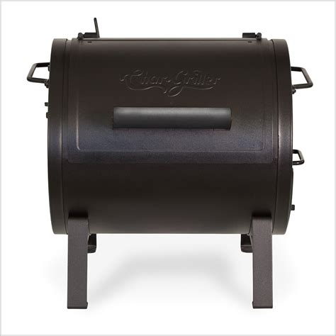 char griller table top smoker portable table top grill side box char griller