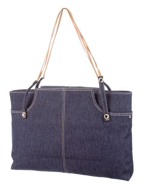 Jimmy Choo Cecile Embellished Purse by Jimmy Choo Embellished Denim Shoulder Bag Handbags