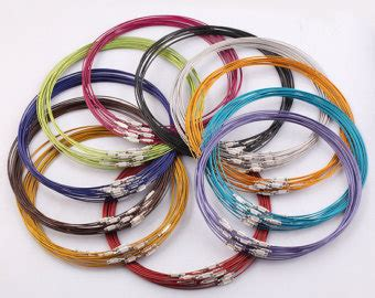 L07 Mix Twisted Stainless Steel Coil 0 35 Ohm Ss Rba Rda Vapor Pre memory wire necklace etsy
