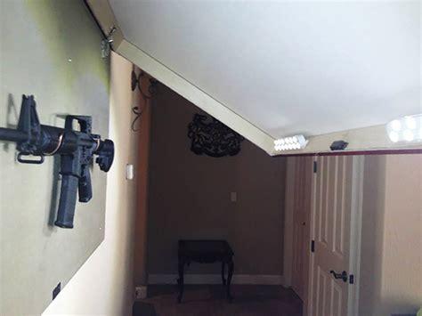 in wall gun cabinet safe storage gun safe storage laws