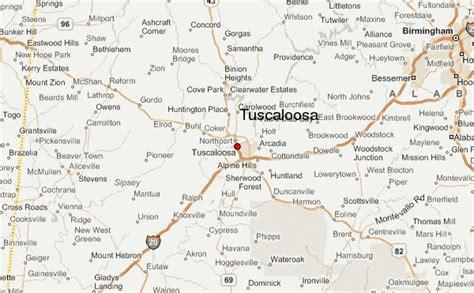 tuscaloosa location guide