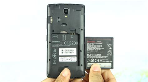 Baterai Lenovo A2010 Lenovo A2010 Layar Mungil Harga Terjangkau Update Terbaru