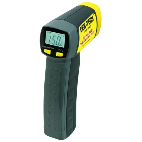 Termometer Infrared non contact infrared thermometer harbor freight
