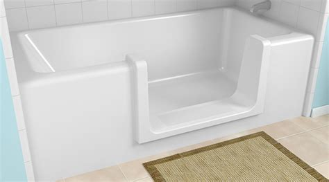 Low Bathtubs by Home Products Cleancut Walk In Tubs Tub Conversion