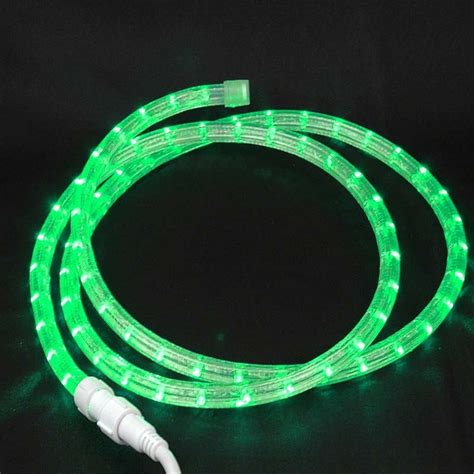 Custom Green Led Rope Light Kit Novelty Lights Custom Led Lights