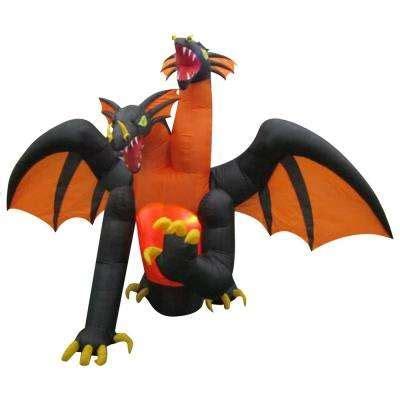 halloween inflatables outdoor halloween decorations