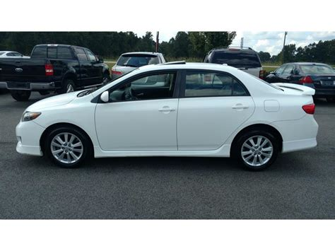 2010 for sale 2010 toyota corolla s for sale in clayton