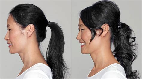 ponytail hairstyles for older women how to make a perfect chic ponytail ponytail hairstyle
