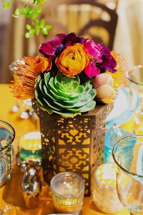 A Global Bohemian Table Styled by Mango Muse Events