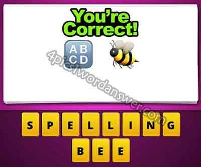 bee film emoji guess the emoji bee emoji world