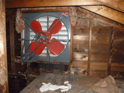attic fans or bad attic fans or bad