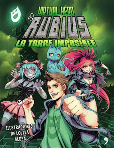 libros y juguetes 1demagiaxfa comic el rubius virtual hero 2 la torre imposible