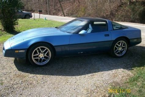 buy used 1984 chevy corvette 5 7 liter 4 3 doug nash 4