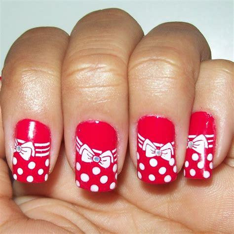 tutorial unhas ilha unhas decoradas tutoriais e dicas tutorial unhas com lacinhos