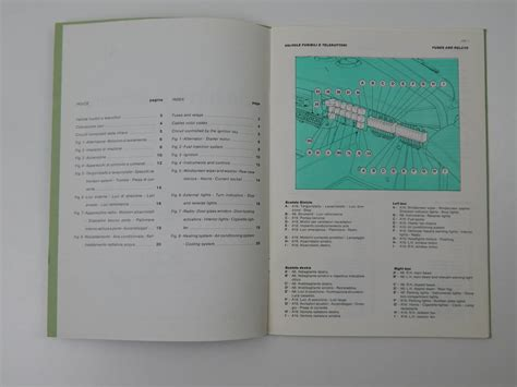 ferrari instructions ferrari 308 qv wiring diagram manual classic ferrari parts