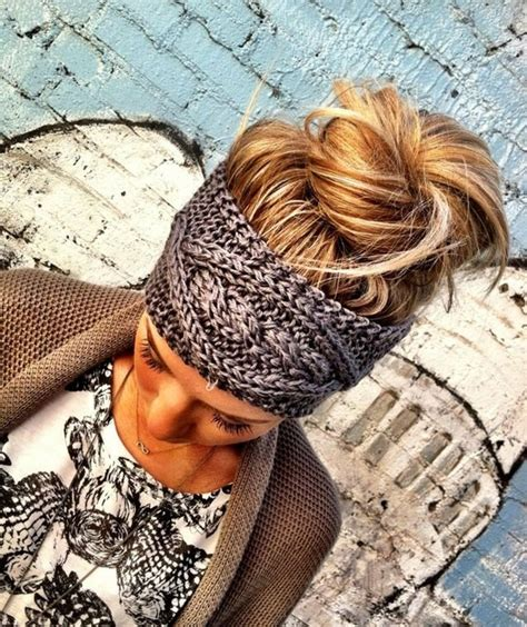hairstyles with crochet headbands haute hippie with a headband 7 adorable hairstyles for a