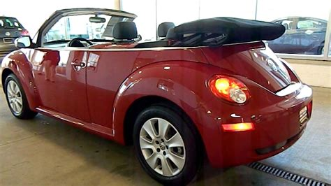 volkswagen beetle red convertible salsa red 2009 vw beetle convertible eastside volkswagen