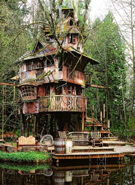places like color me mine the treehouse that nobody wanted
