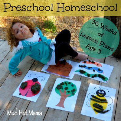 homeschool lesson plan preschool 36 week preschool curriculum not necessarily to
