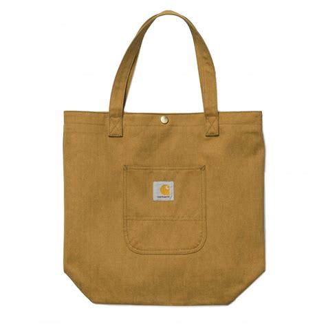 Simply Bag buy carhartt wip simple tote bag in hamilton brown rigid
