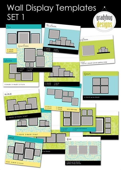 photo layout on wall top ideas to create a diy photo gallery wall layouts diy
