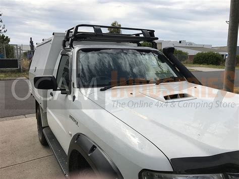 Roof Rack Patrol by For Nissan Patrol Gq Gu Ute Aluminium Cage Roof Rack