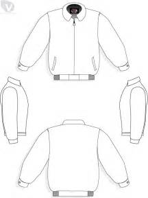 Bomber Jacket Template by Jacket Template Jacket Designs Pictures