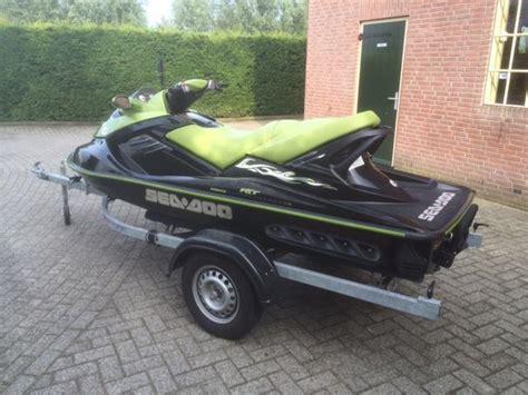 waterscooter kopen in belgie mooie gebruikte seadoo rxt 215 supercharged met trailer