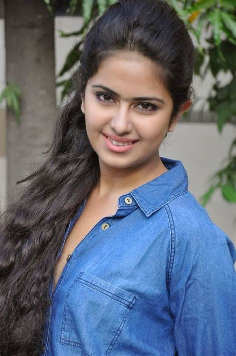 Avika Gor Photos In Pink Jeans At Uyyala Jampala Movie Press Meet Hq Pics N Galleries