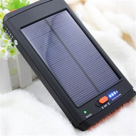 Charger Vizz Fast Charging 21 A fast charging 11200mah power bank 19v solar laptop charger