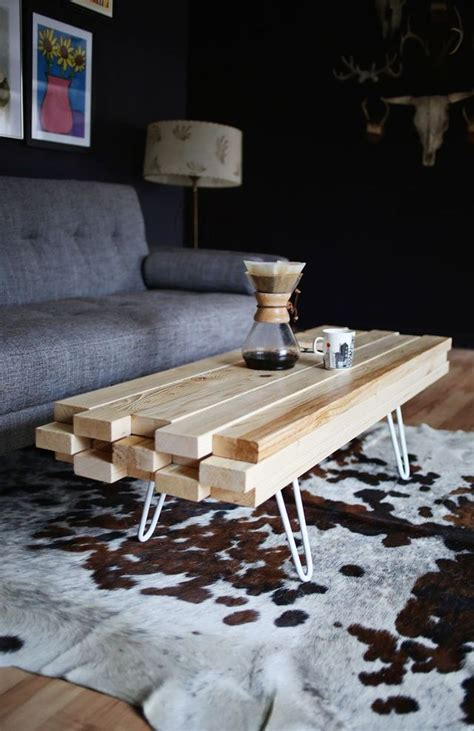 Wooden Center Tables Living Room 5 Diy Center Table Decors For Your Living Room Decozilla