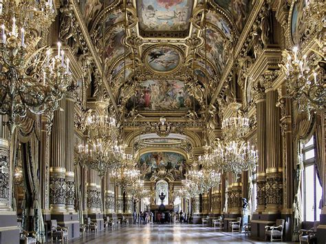 grand foyer palais garnier historical facts and pictures the history hub