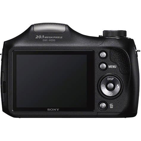 Sony Dsc H300 Review sony cyber dsc h300 digital black 16gb kit 0027242873810 ebay