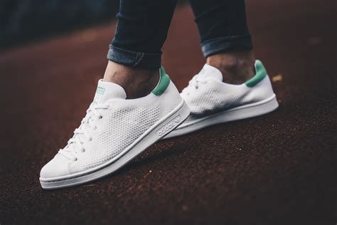 Adidas Stan Smith Primeknit by S Shoes Sneakers Adidas Stan Smith Primeknit Bz0116