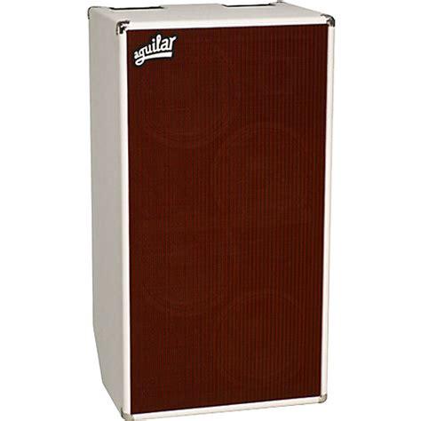 aguilar bass cabinet reviews aguilar db 412 4x12 bass speaker cabinet musician s