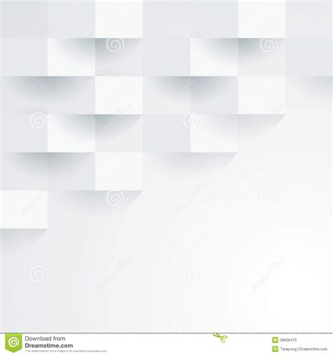 white design white vector geometric background stock vector image