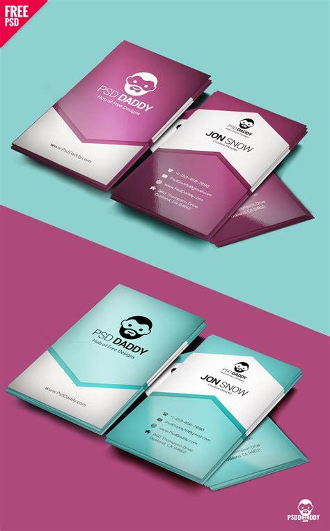 downloadcreative business card psd  psddaddycom