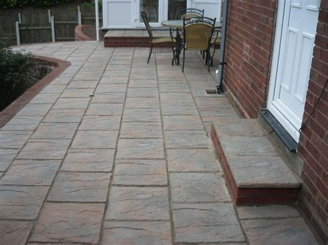 patio area landscaping services portfolio birmingham west