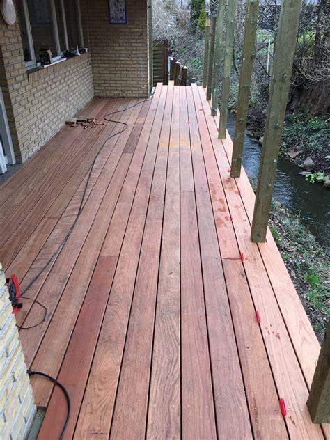 terrasse jatoba ny terrasse i teak eller jaktoba holte birker 248 d og n 230 rum