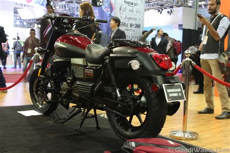 2016 Delhi Auto Expo: UM Renegade Sport S Launched At Rs.1