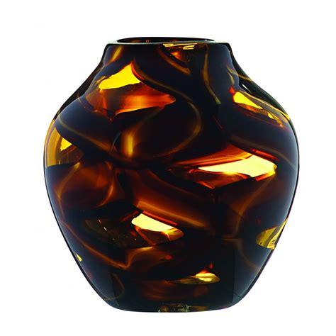 Handmade Glass Vase - eh poleva handmade glass vase
