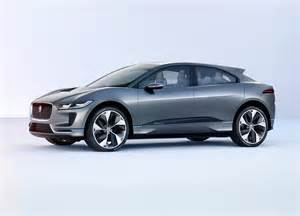 500 Ft To Miles jaguar i pace concept previews new electric british suv