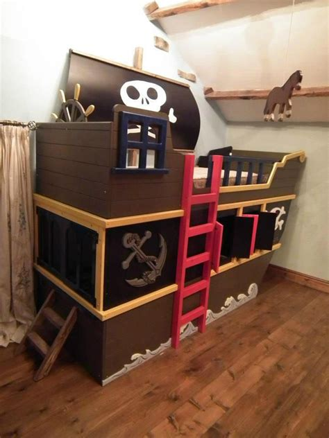 best 25 pirate bedroom ideas on pinterest pirate ship bunk beds best home design 2018