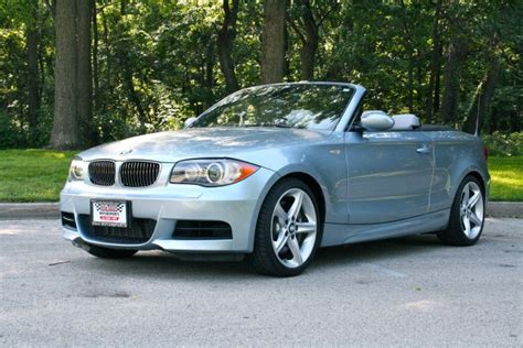 Bmw 1er Hellblau by 2009 Bmw 1 Series 135i Convertible Stock M4719 For Sale