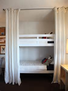 Loft Beds With Curtains Bed Curtains Home Design Ideas Pictures Remodel And Decor