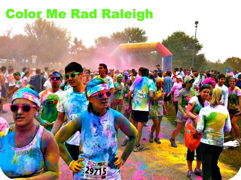 color me rad run color me rad 5k cool ideas for the messiest race going
