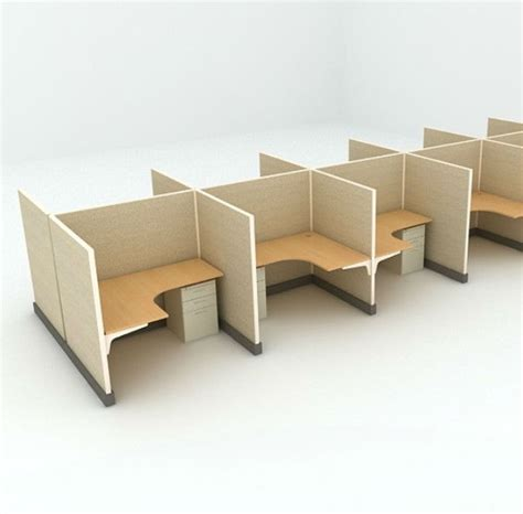 Call Furniture by Back To Back Workstation Workstation Table Desk View