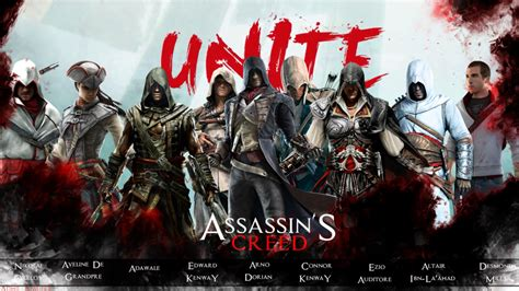 Assasin Creed Unity Jepang Gaming Kaosraglan 7 edward cullen vs 8 assasin creed battles comic vine