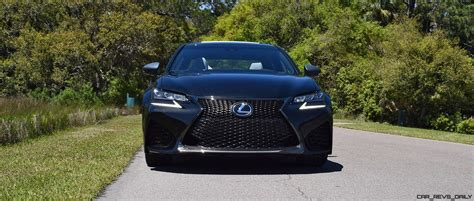 lexus caviar speed fleet intro 2016 lexus gs f first 70 photos in